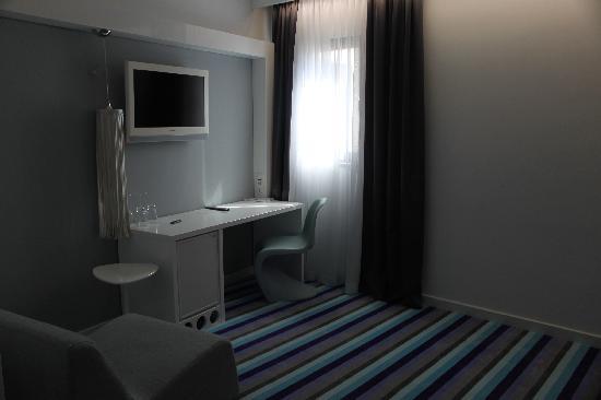 Hotel Luxe: Habitación
