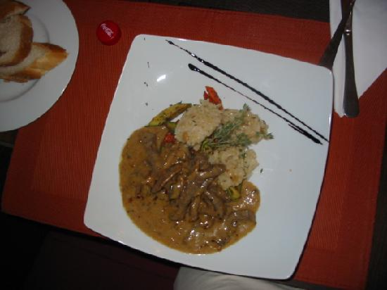 Un Déjeuner à Marrakech : 2