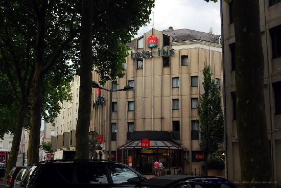 Ibis Angers Centre Chateau: Ibis Angers Centre