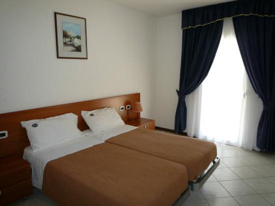Ai Pini Medulin Resort: Schlafzimmer
