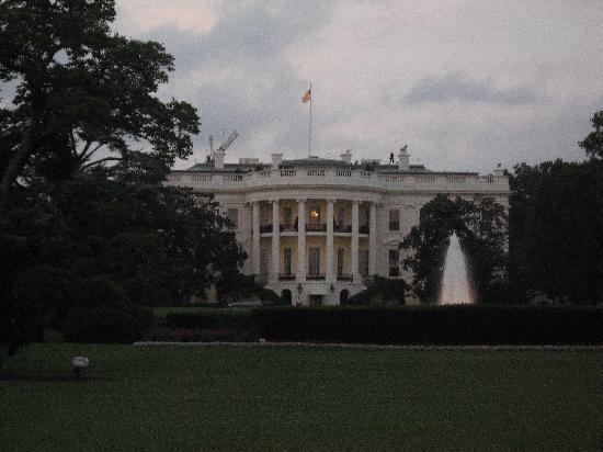 Washington, D.C., DC: White House