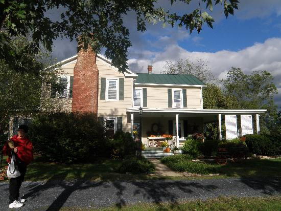 Piney Hill Bed & Breakfast: Piney Hill B+B