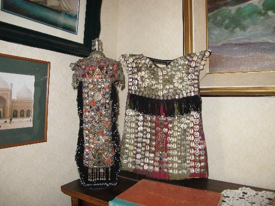 Orchard Street Manor: Child's dress from Afghanistan