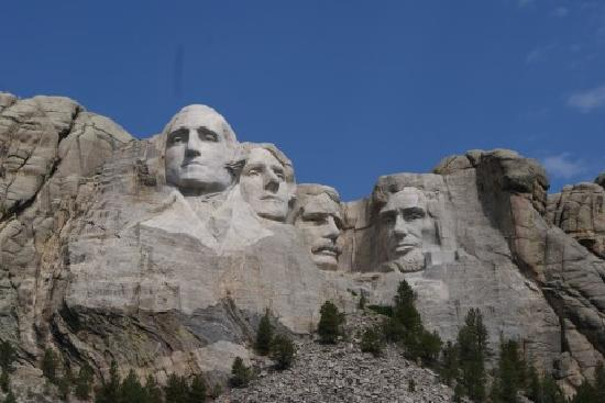 Mount Rushmore National Memorial: Mount Rushmore National Park