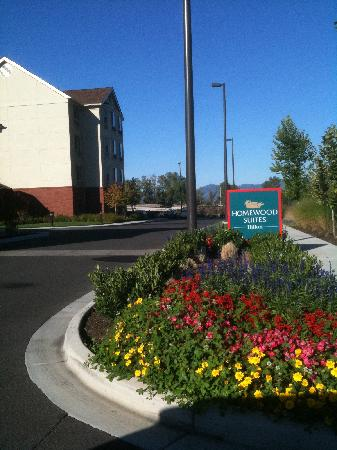 Homewood Suites by Hilton, Medford: Near the lobby entrance