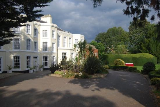 Burnham Beeches Hotel Front Of
