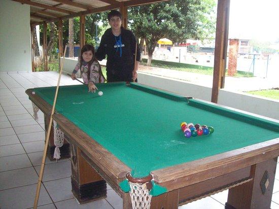 Royal Iguassu Hotel: juegos de mesa