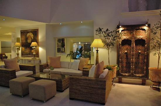 Marina Vista Bodrum: Hotel Lobby