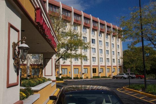 DoubleTree by Hilton Hotel Princeton - TripAdvisor
