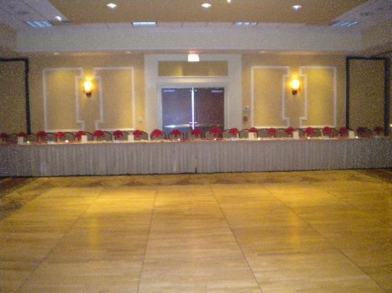 Anderson, Южная Каролина: Reception room