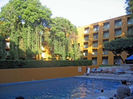 Camino Real Polanco Mexico: Hotel Camino Real - Pool