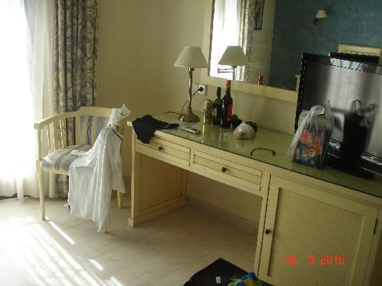 Gran Sol Hotel: Zimmer