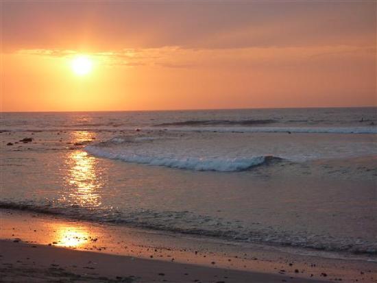 Casa Mediterranea : Mancora sunset