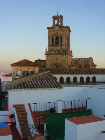 Arcos de la Frontera, Spanien: San Pedro