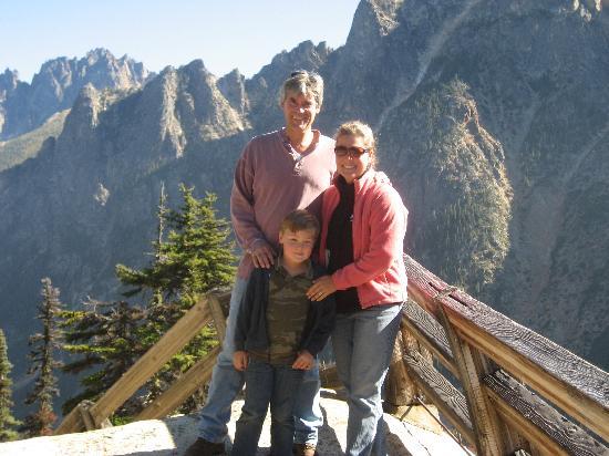 Anacortes, Ουάσιγκτον: North Cascades