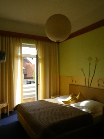 Hotel Central: Simple Clean Room