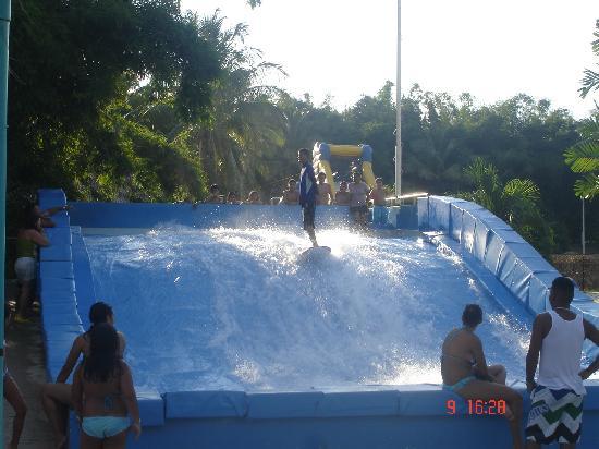 Dunas: Surf zone
