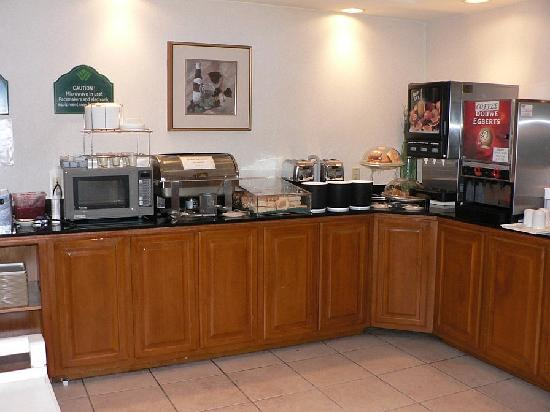 Wingate by Wyndham Chattanooga: Breakfast choices 2