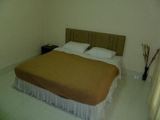Tanamas House: Bed