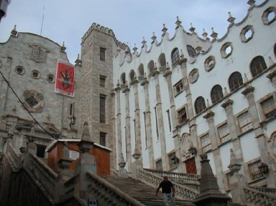 Guanajuato, Meksika: The university