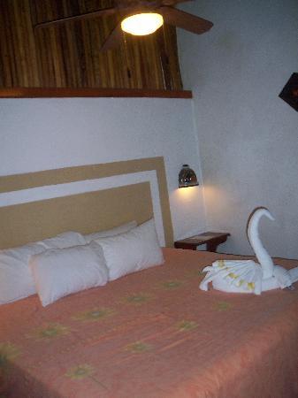 Hotel Playa del Karma: The room