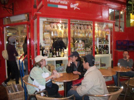 Oxford Covered Market: Fasta Pasta