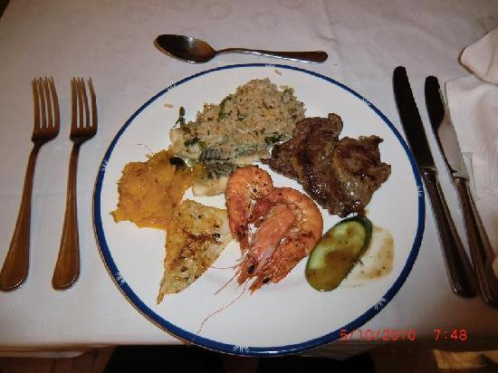 Buffet Food Picture Of Melia Peninsula Varadero