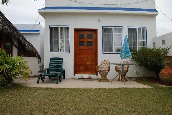 El Delfin Blanco: Our Casita