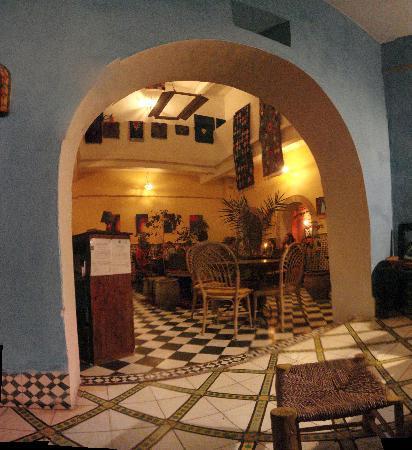 Riad Sidi Magdoul - Le coin des Artistes: Patio