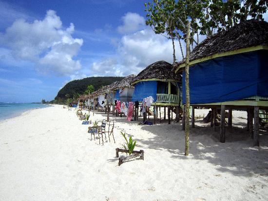 Taufua Beach Fales Open
