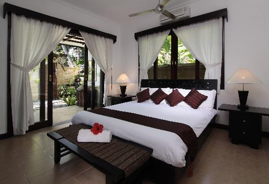 The Zen Villas: Villa Bedroom
