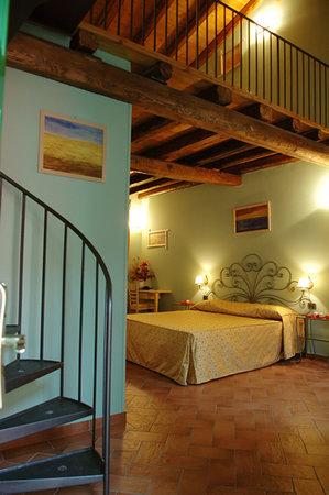 Borgovico Hotel: De Luxe Room