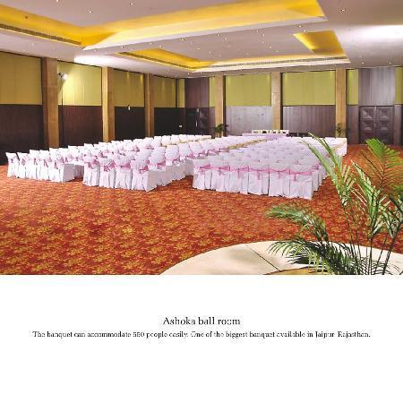 Hotel Jaipur Greens: Banquet