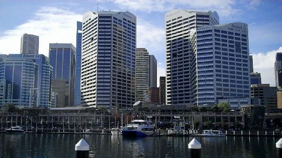 Darling Harbor Sydney N.S.W. Australia