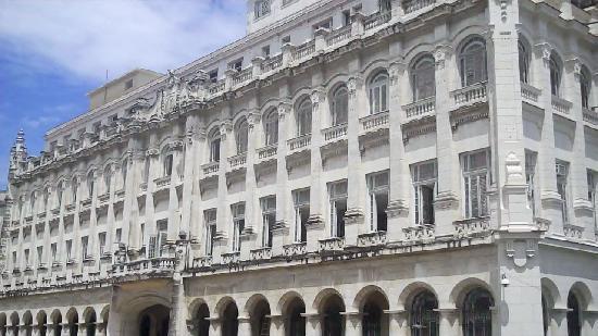 Former presidential palace Havana Cuba