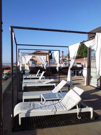 Il Piccolo Giardino: Roof-Terrace