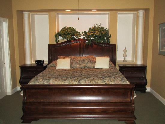 Creekhaven Inn: Sheer comfort!.