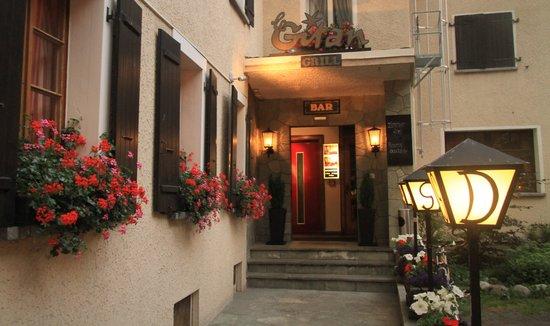 Le Gitan Grill: Entrance Le Gitan