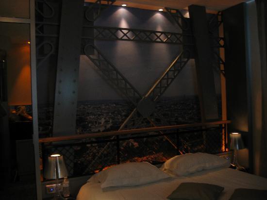 Hôtel Design Secret de Paris : room 1