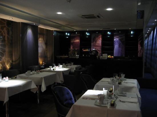 Hôtel Design Secret de Paris : Breakfast room 1
