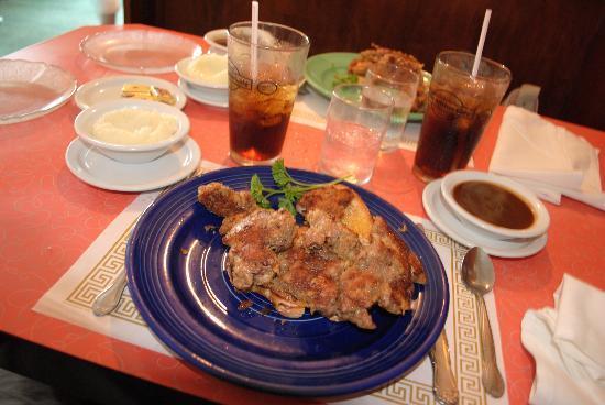 Ariston Cafe: Grilled Chicken Livers