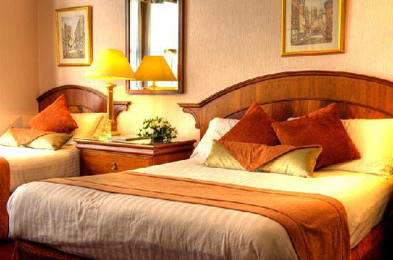 Classic guest house dimbourg cosse voir les tarifs for Classic house edinburgh