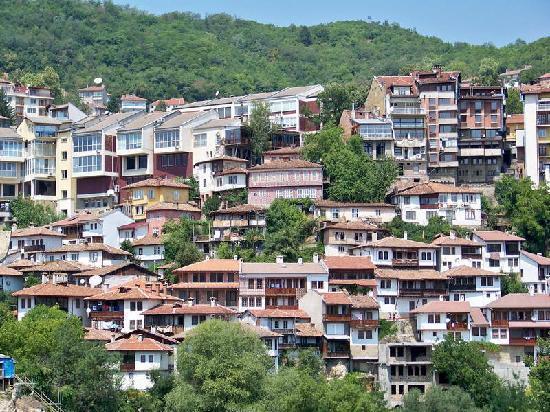 Provinz Tarnovo, Bulgarien: Veliko Tarnovo, Calle Gurko