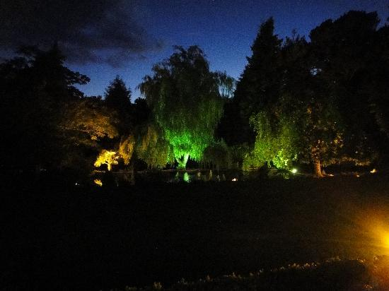 East Lodge Country House Hotel: In the Night Garden