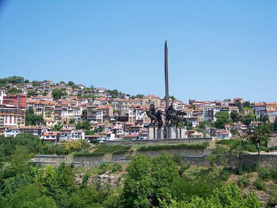 Provinz Tarnovo, Bulgarien: Veliko Tarnovo-Acenovci
