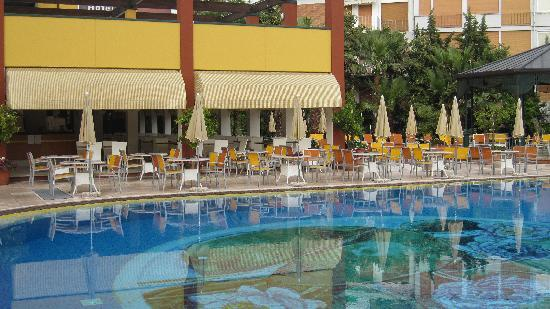 Parc Hotel Gritti: Pool