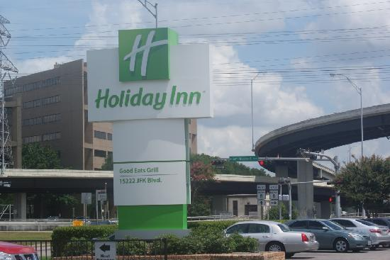 ‪هوليداي إن هيوستن انتركونتيننتال إيربورت: Holiday Inn - Main Board‬