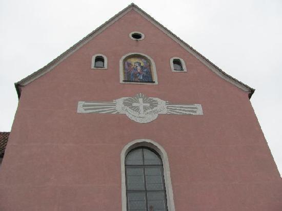 Svateho Felixe (St.. Felix): close-up