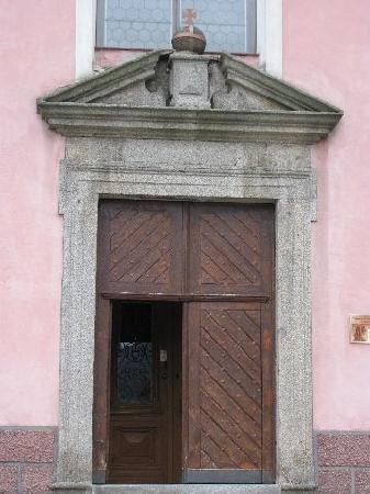 Svateho Felixe (St.. Felix): entrance