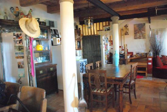 Savio di Ravenna, İtalya: ground floor